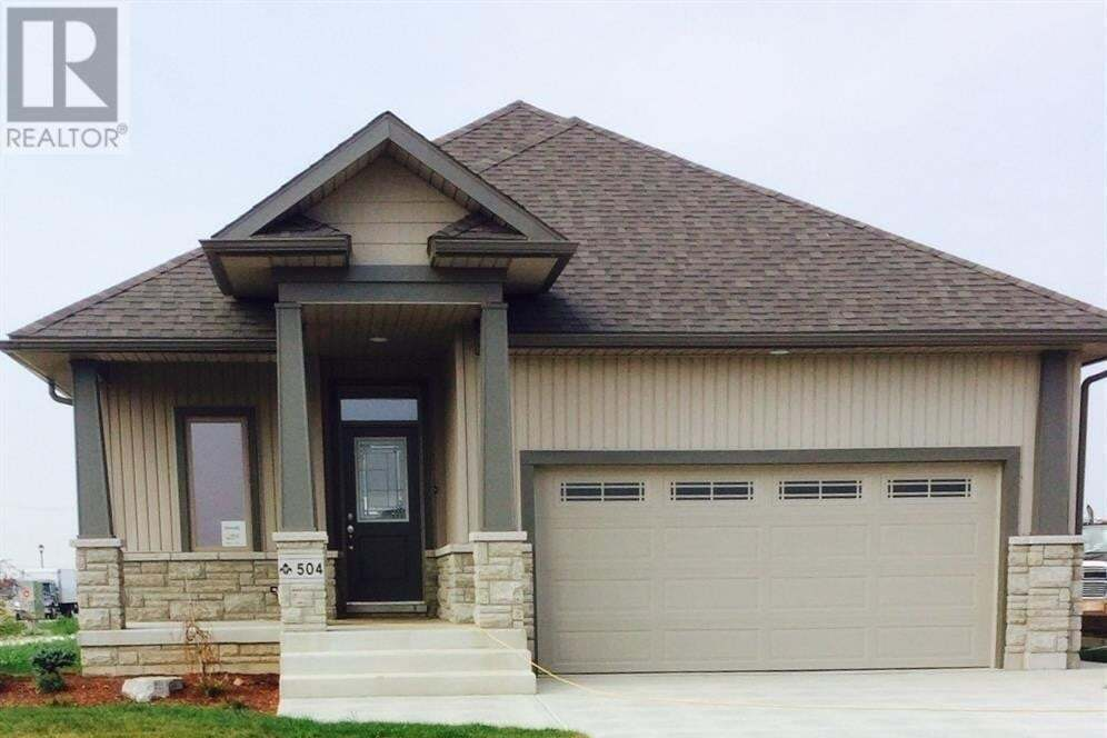 House for sale at 14 Tuscany Tr Unit LOT Chatham Ontario - MLS: 20012518