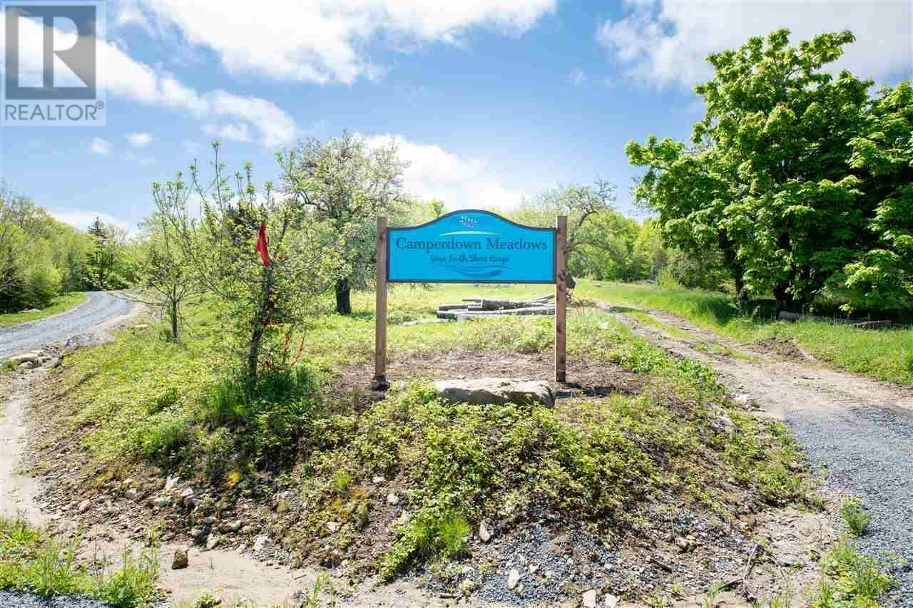 Residential property for sale at  Nathan Croft Rd Unit Lot 140 Camperdown Nova Scotia - MLS: 201925596