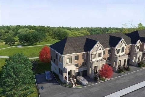 Townhouse for sale at 39 Milbourne Ln Unit Lot 15 Richmond Hill Ontario - MLS: N4623640