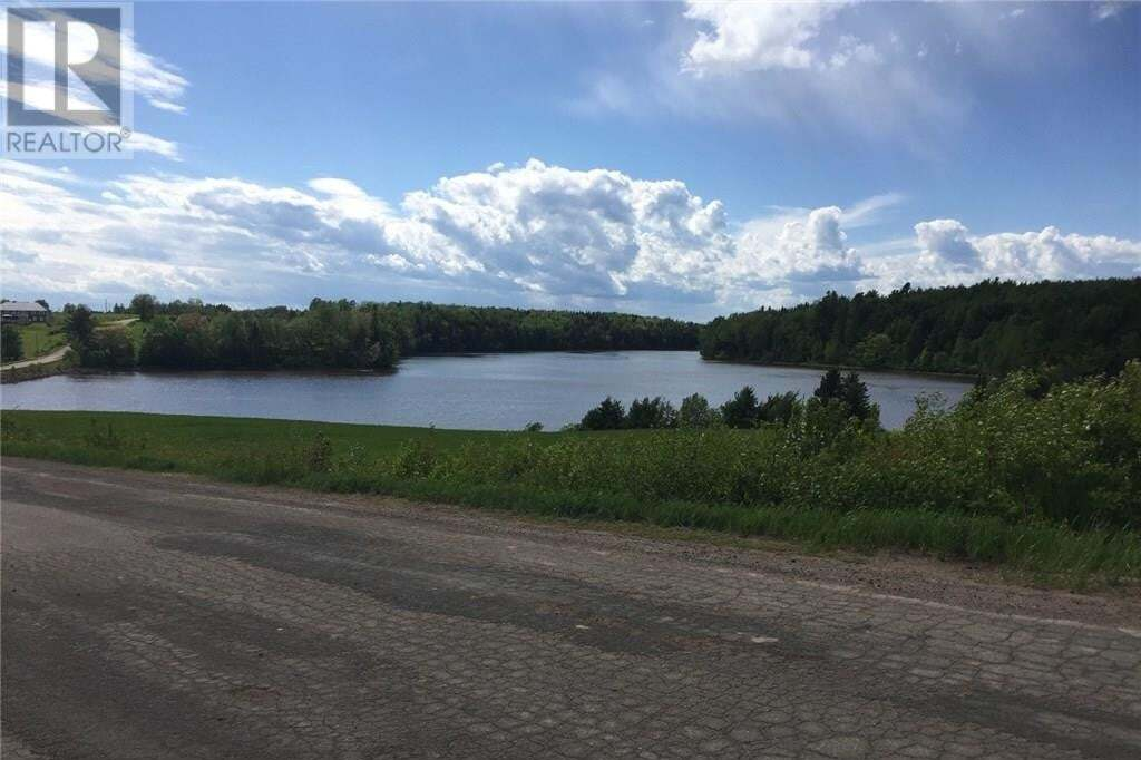 Residential property for sale at Lot 15-54 Bass River Point Rd Bass River New Brunswick - MLS: M131093