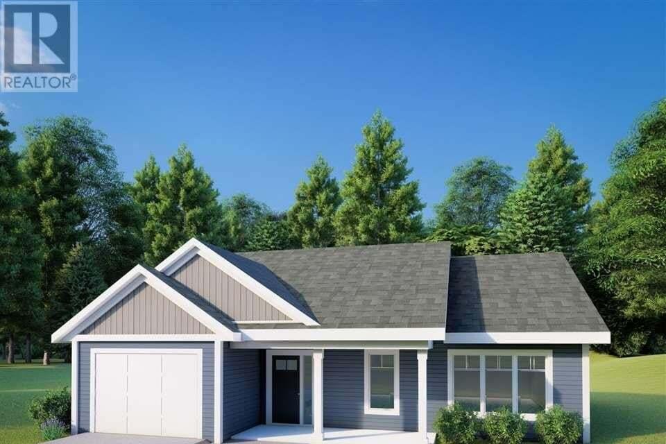 House for sale at 15 Reginald Ct Unit LOT Herring Cove Nova Scotia - MLS: 202017695