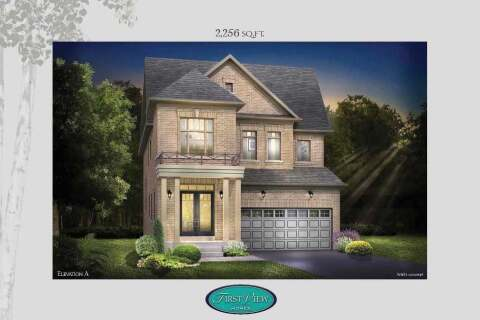 House for sale at Lot 16 Ridgeview Ct Bradford West Gwillimbury Ontario - MLS: N4822660