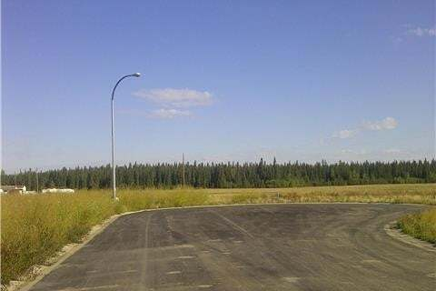 Home for sale at Lot 16 St Isidore  St. Isidore Alberta - MLS: GP131671