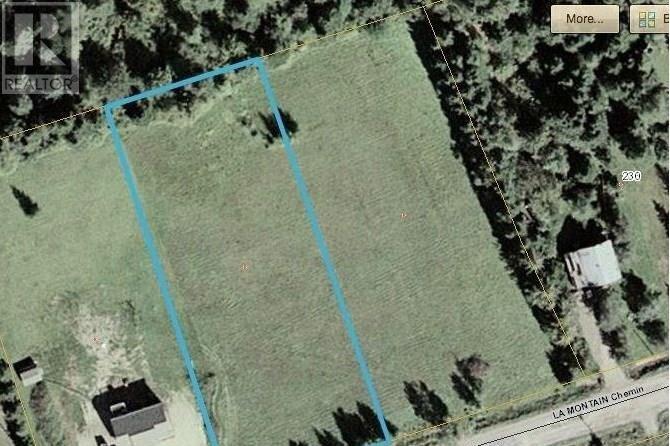 Residential property for sale at Lot 17-2 La Montain  Memramcook New Brunswick - MLS: M128966