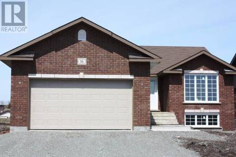 House for sale at  Blue Jay Wy Unit Lot 18 Garson Ontario - MLS: 2072541