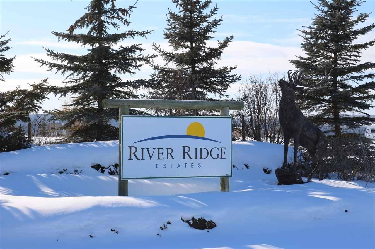 Home for sale at  River Ridge Estates Unit Lot 18 Rural Wetaskiwin County Alberta - MLS: E4188139