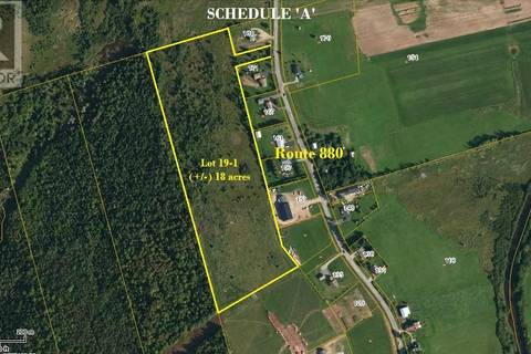 Residential property for sale at  19-1 Rte Unit Lot Apohaqui New Brunswick - MLS: NB022403