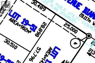 Residential property for sale at Lot 19-53 Diamant St Bouctouche New Brunswick - MLS: M126334
