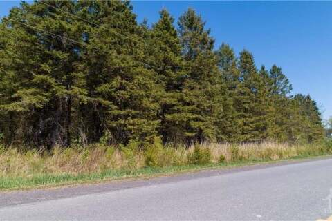 Residential property for sale at Lot 19 Concession 2 Rd Chute-a-blondeau Ontario - MLS: 1193924