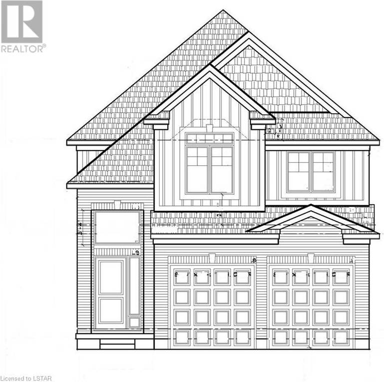 House for sale at  Constance Ave Unit Lot 19 London Ontario - MLS: 229117