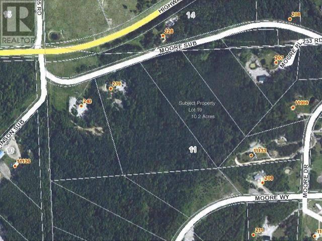 Home for sale at  Moore Subdivision Unit Lot 19 Dawson Creek British Columbia - MLS: 172075