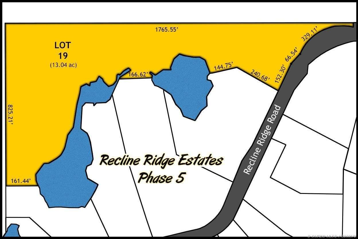 Home for sale at Lot 19 Recline Ridge Rd Tappen British Columbia - MLS: 10200572