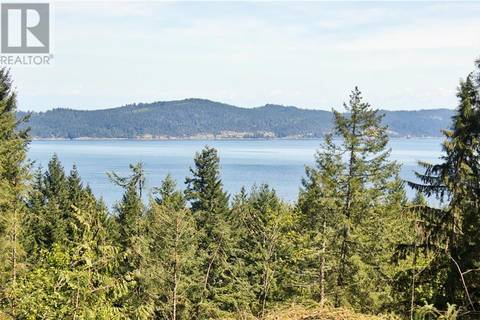 Residential property for sale at  Suneagle Dr Unit Lot 19 Salt Spring Island British Columbia - MLS: 410471