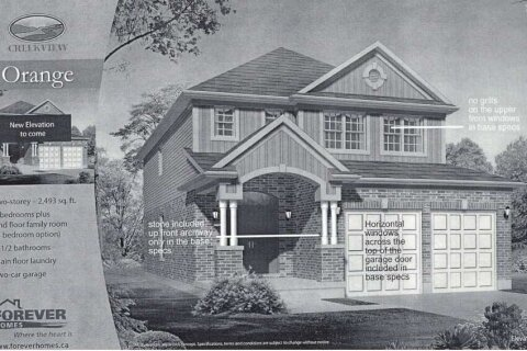 House for sale at Lot 199 212 Crestview Dr Middlesex Centre Ontario - MLS: X4887106