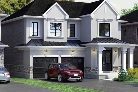 House for sale at 181 Burloak Dr Unit Lot 2 Oakville Ontario - MLS: W4479259