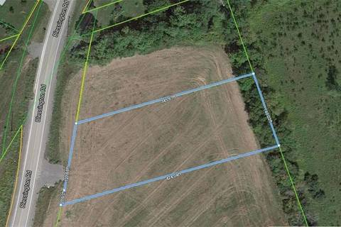 Home for sale at  Blessington Rd Unit Lot 2 Corbyville Ontario - MLS: 185179