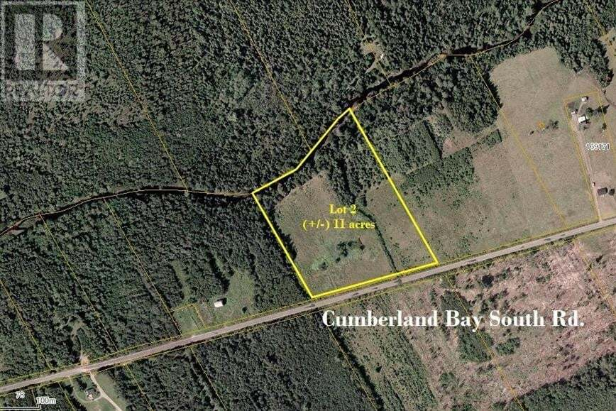 Residential property for sale at 2 Cumberland Bay South Rd Unit LOT Cumberland Bay New Brunswick - MLS: NB050614