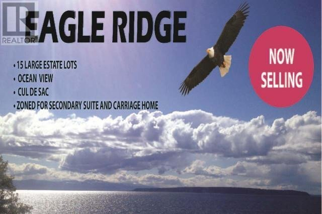 Residential property for sale at 2 Eagle Ridge Pl Unit LOT Powell River British Columbia - MLS: 15323
