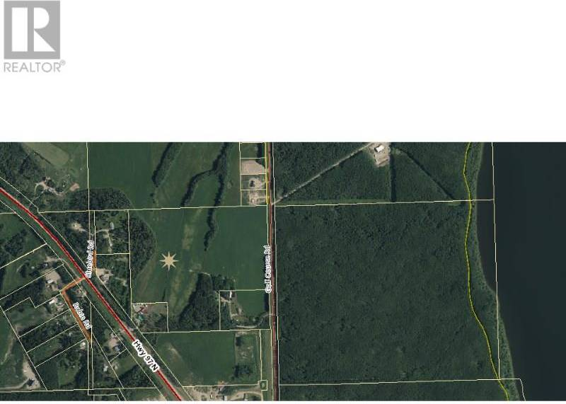 Residential property for sale at  Golf Course Rd Unit Lot 2 Fort St. John (zone 60) British Columbia - MLS: C8029586
