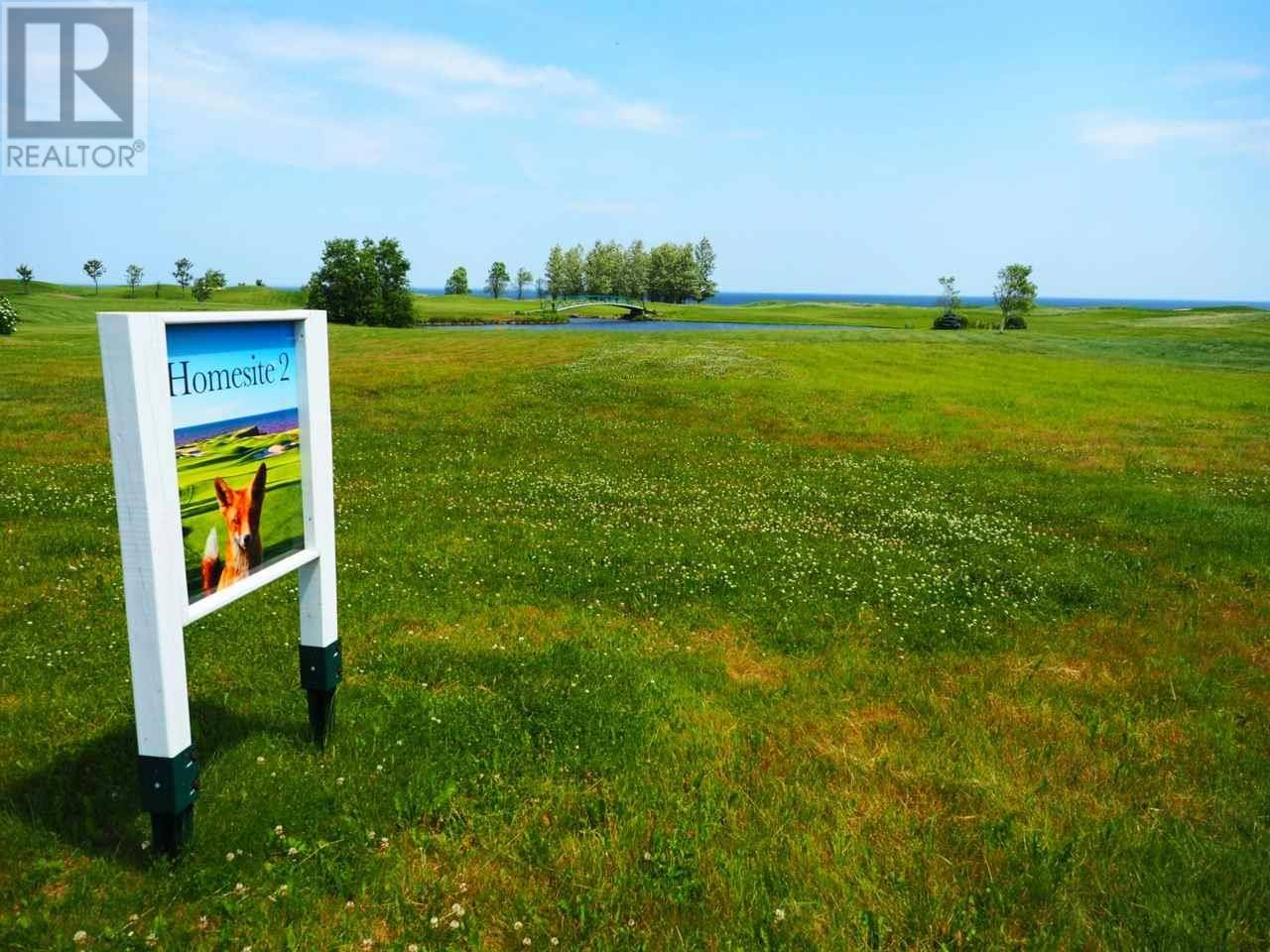 Residential property for sale at  Harbourside Dr Unit Lot 2 Fox Harbour Nova Scotia - MLS: 201915848