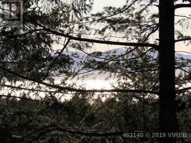 Home for sale at  Harvey Rd Unit Lot 2 Lasqueti Island British Columbia - MLS: 463140