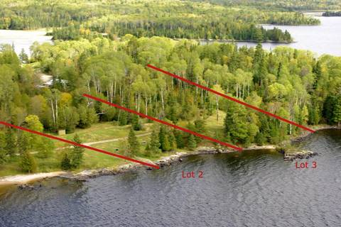 Home for sale at  Molloy Ridge Rd Unit Lot 2 Sioux Narrows Ontario - MLS: TB180574