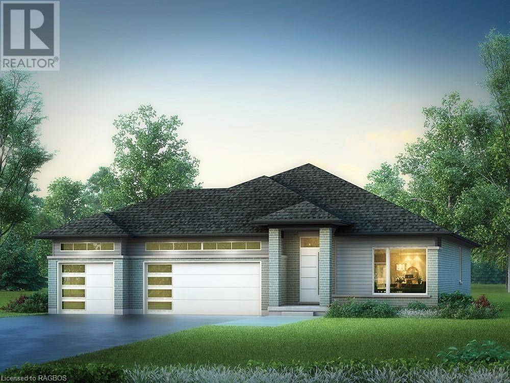 House for sale at  Normanton St Unit Lot 2 Port Elgin Ontario - MLS: 246424