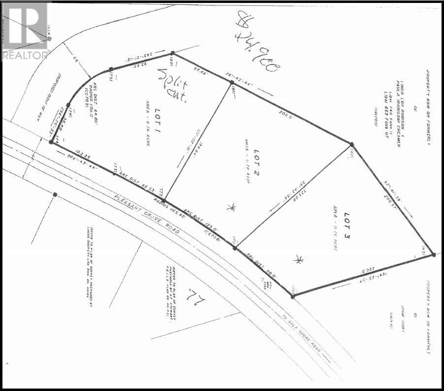 Residential property for sale at  Pleasant Grove Rd Unit Lot 2 Pleasant Grove Prince Edward Island - MLS: 202000826