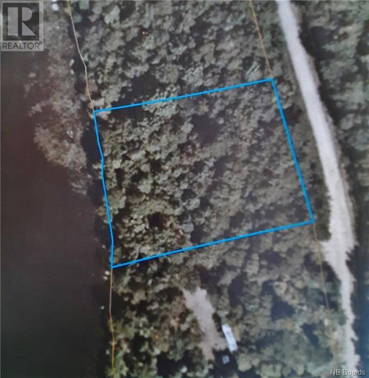 Residential property for sale at  Point Ln Unit Lot 2 East Grand Lake New Brunswick - MLS: NB040908