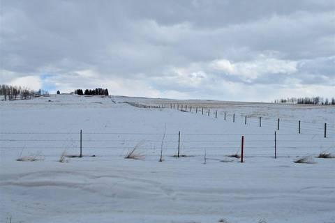 Home for sale at  Range Rd Unit Lot 2 Rural Brazeau County Alberta - MLS: E4106687