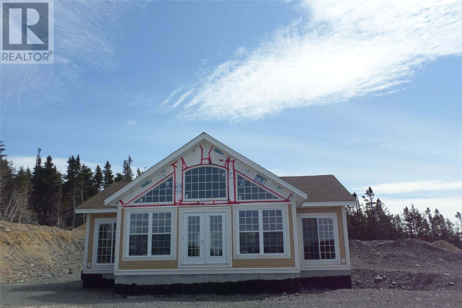 Home for sale at Lot 2 Salmonier Line Holyrood Newfoundland - MLS: 1213273