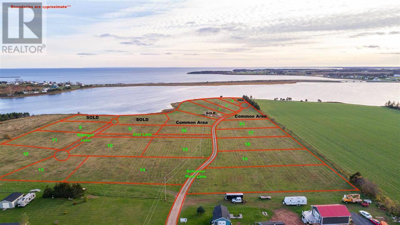 Residential property for sale at  Schooner Point Ln Unit Lot 2 Souris River Prince Edward Island - MLS: 201923740