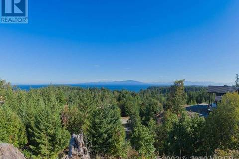 Residential property for sale at  Sea Ridge Dr Unit Lot 2 Nanoose Bay British Columbia - MLS: 453003
