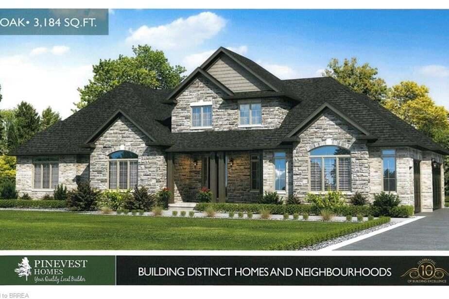 House for sale at Lot 2 Tbd St Glen Morris Ontario - MLS: 30793070