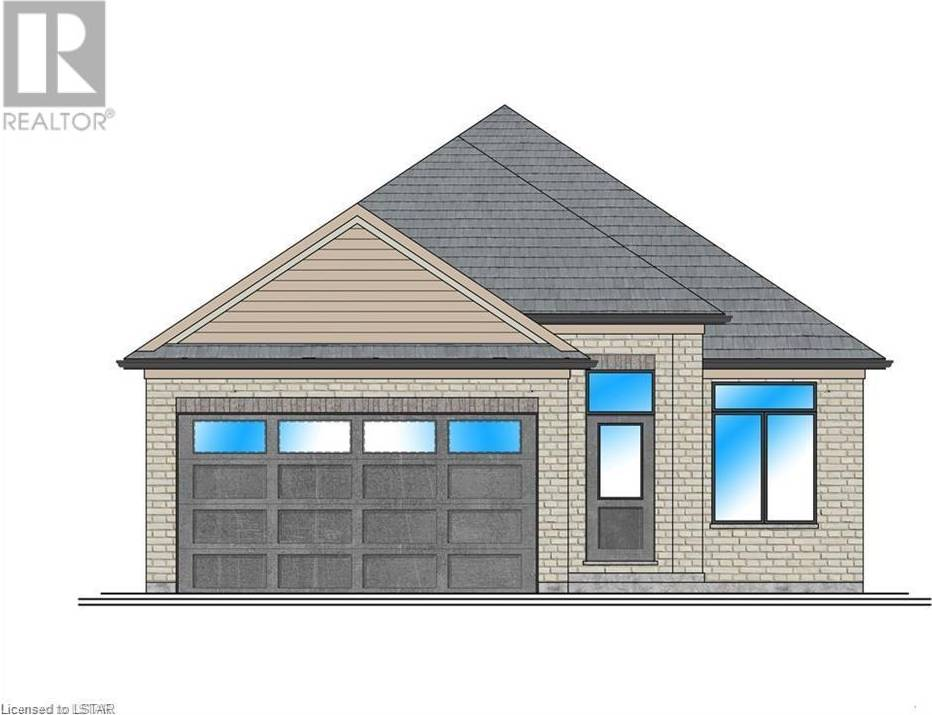 House for sale at  Bowman Dr Unit Lot 20 Ilderton Ontario - MLS: 219295