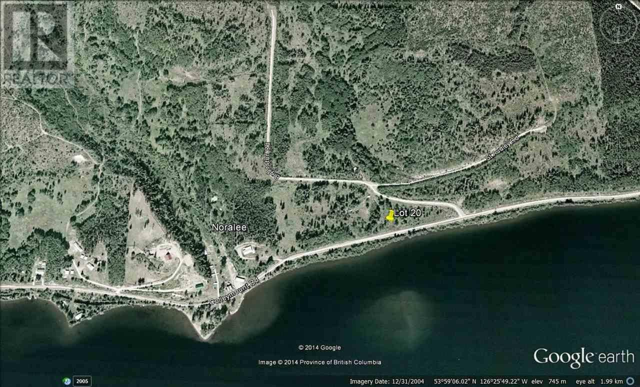 Home for sale at  Bryanston Dr Unit Lot 20 Burns Lake British Columbia - MLS: R2393349