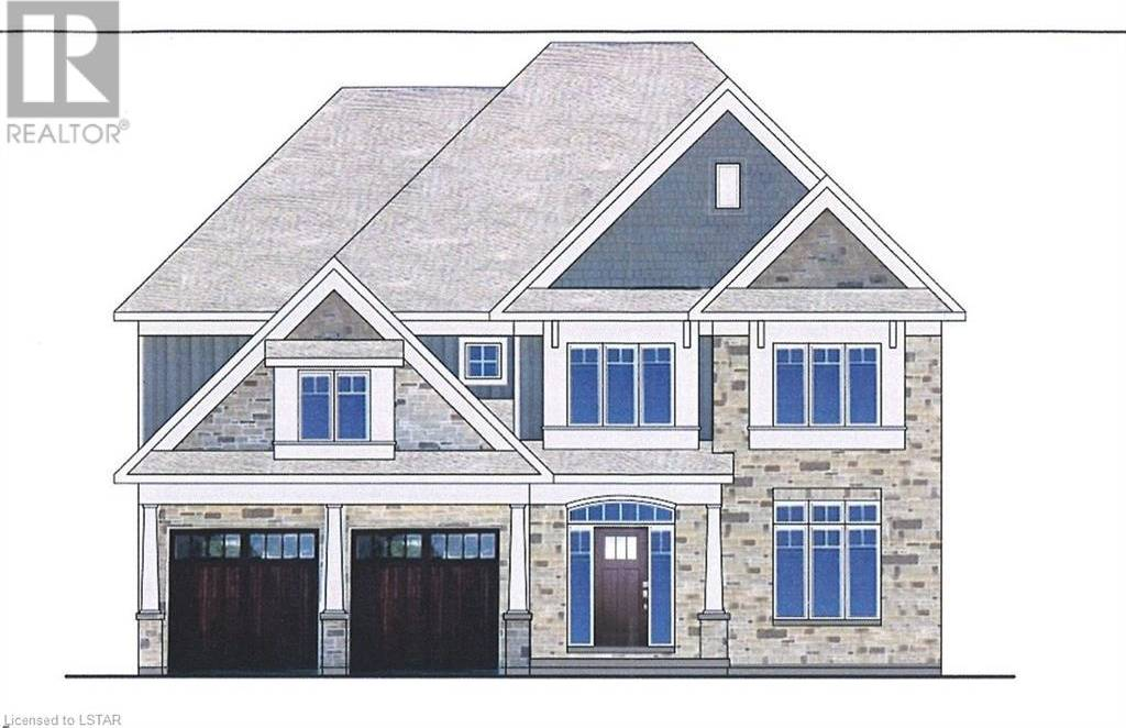 House for sale at  Crestview Dr Unit Lot 20 Komoka Ontario - MLS: 228068