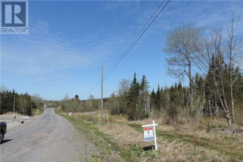 Residential property for sale at 20 Friars Dr Unit LOT Baxters Corner New Brunswick - MLS: NB038352