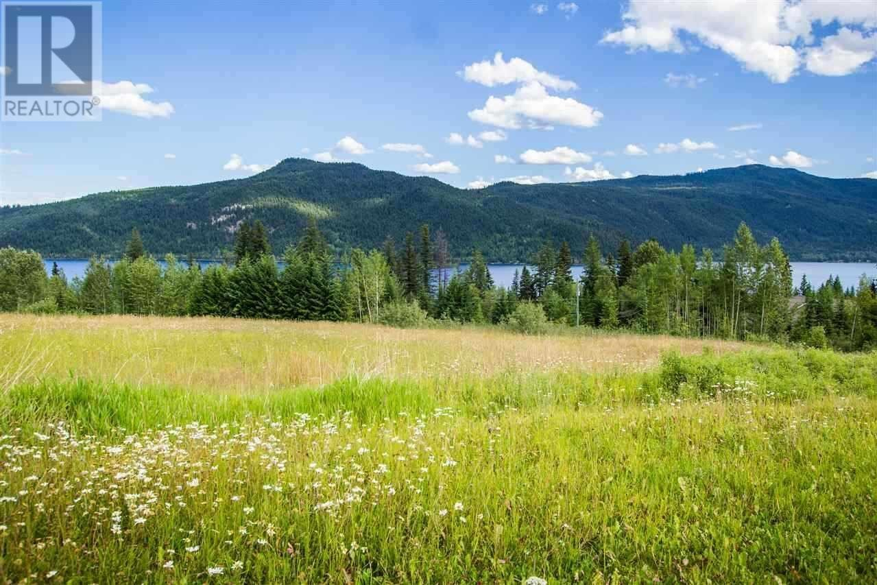 Home for sale at 20 Harriman Rd Unit LOT Canim Lake British Columbia - MLS: R2352609