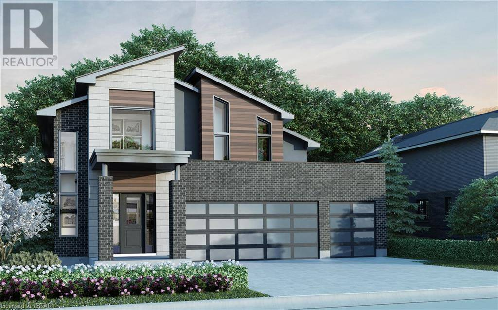 House for sale at  Old Garrison Blvd Unit Lot 20 London Ontario - MLS: 228857