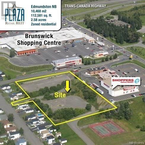 Home for sale at  20th St Unit Lot Edmundston New Brunswick - MLS: NB038682