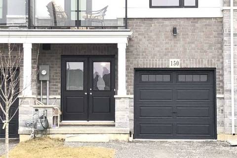 Townhouse for sale at 150 Springvalley Cres Unit Lot 21 Hamilton Ontario - MLS: X4659569