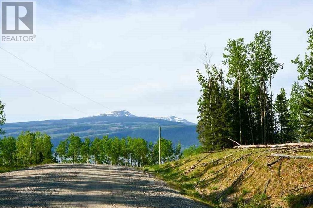 Home for sale at 21 Aspen Ridge Dr Unit LOT Hudsons Hope British Columbia - MLS: R2271999