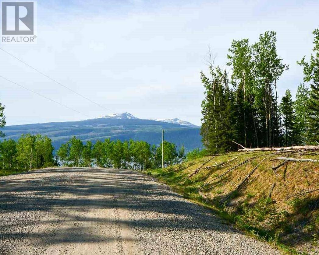 Home for sale at  Aspen Ridge Dr Unit Lot 21 Hudsons Hope British Columbia - MLS: R2271999