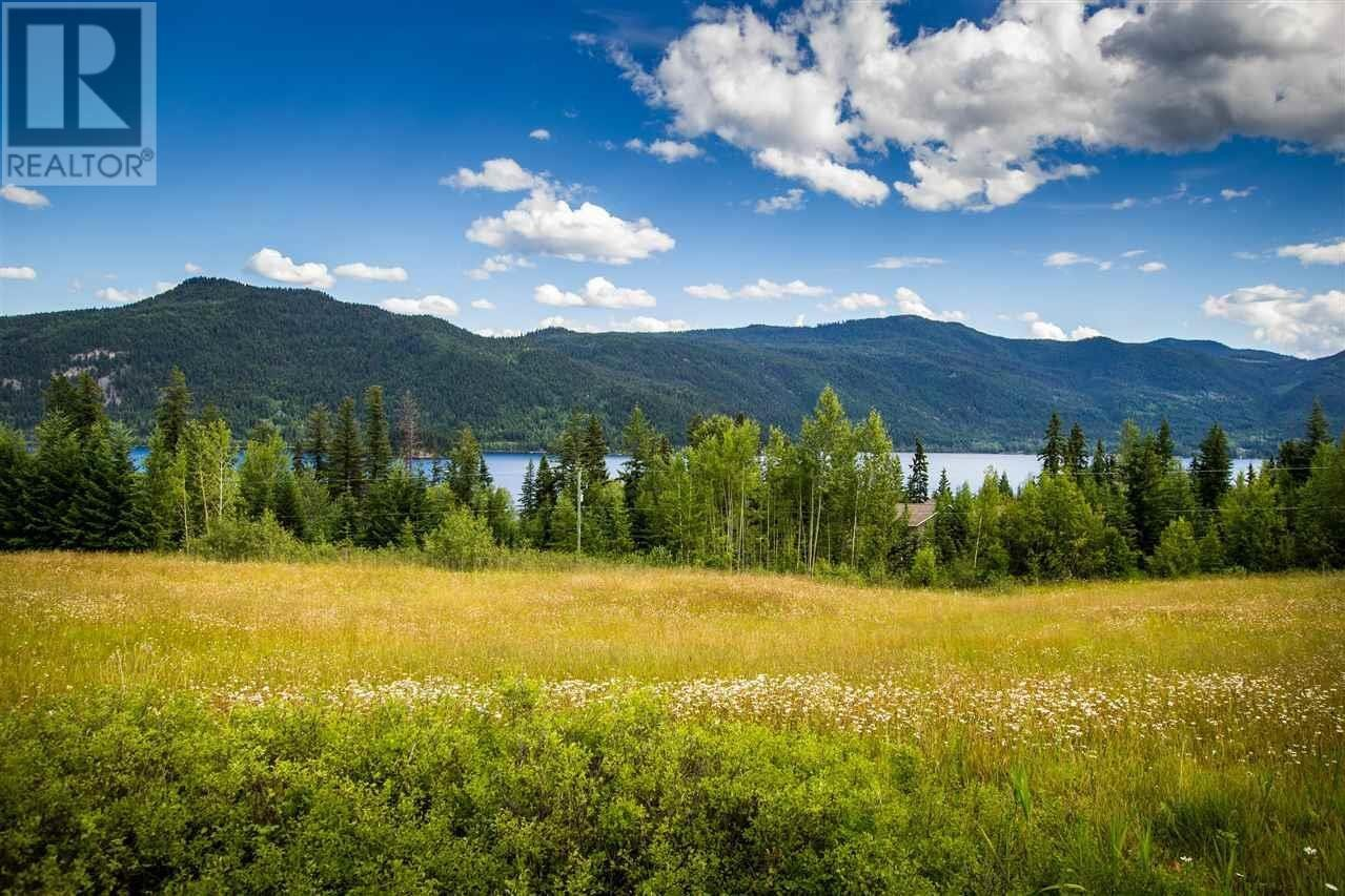 Residential property for sale at 21 Canim View Dr Unit LOT Canim Lake British Columbia - MLS: R2519297