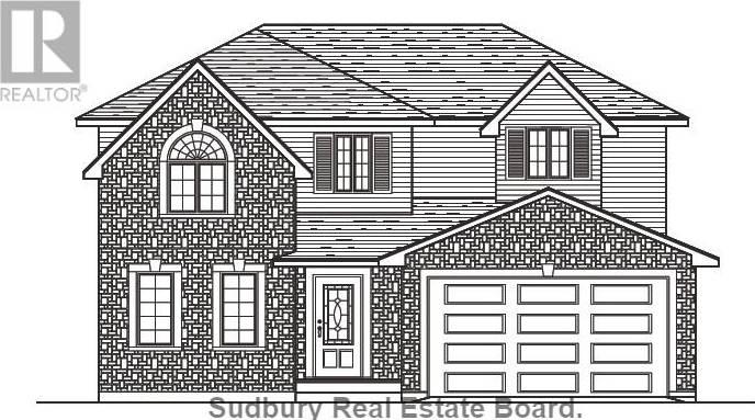 House for sale at  Hazelton Dr Unit Lot 21 Sudbury Ontario - MLS: 2071189