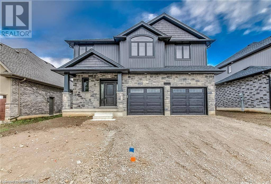 House for sale at  Hemlock St Unit Lot 21 Woodstock Ontario - MLS: 240132