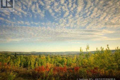 Residential property for sale at  Bison Rdge Unit Lot 22 Athabasca Alberta - MLS: 49707