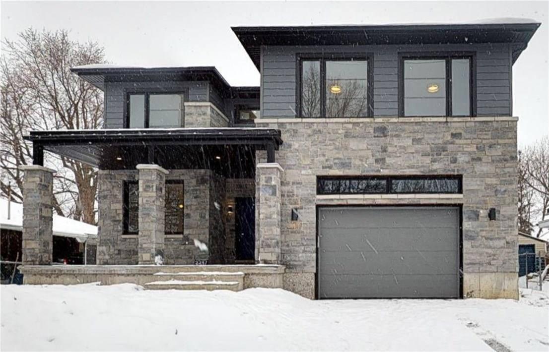 House for sale at  Cinnamon Cres Unit Lot 22 Kinburn Ontario - MLS: 1159367
