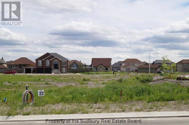 Residential property for sale at  Emerald Cres Unit Lot 22 Chelmsford Ontario - MLS: 1042151